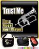 Flugelhorn Flugel Trust Me - TRIO SHEET MUSIC & ACCESSORIES BAG