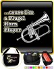 Flugelhorn Flugel Cause - TRIO SHEET MUSIC & ACCESSORIES BAG