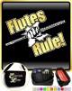 Flute Rule - TRIO SHEET MUSIC & ACCESSORIES BAG