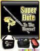 Flute Super Rescue - TRIO SHEET MUSIC & ACCESSORIES BAG