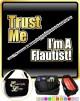 Flute Trust Me - TRIO SHEET MUSIC & ACCESSORIES BAG