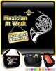 French Horn Dont Wake Me - TRIO SHEET MUSIC & ACCESSORIES BAG