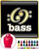 Music Notation 69 Bass - HOODY
