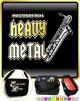 Saxophone Sax Baritone Master Heavy Metal - TRIO SHEET MUSIC & ACCESSORIES BAG