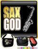 Saxophone Sax Tenor Sax God - TRIO SHEET MUSIC & ACCESSORIES BAG