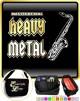 Saxophone Sax Tenor Master Heavy Metal - TRIO SHEET MUSIC & ACCESSORIES BAG