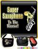 Saxophone Sax Alto Super Rescue - TRIO SHEET MUSIC & ACCESSORIES BAG