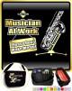 Saxophone Sax Alto Dont Wake Me - TRIO SHEET MUSIC & ACCESSORIES BAG