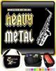 Saxophone Sax Alto Master Heavy Metal - TRIO SHEET MUSIC & ACCESSORIES BAG