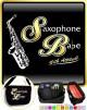 Saxophone Sax Alto Saxophone Babe Attitude - TRIO SHEET MUSIC & ACCESSORIES BAG