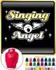 Vocalist Singing Angel - Wings - HOODY