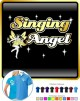 Vocalist Singing Angel - Fairie - POLO SHIRT