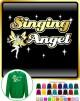 Vocalist Singing Angel - Fairie - SWEATSHIRT
