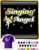 Vocalist Singing Angel - Fairie - CLASSIC T SHIRT