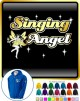 Vocalist Singing Angel - Fairie - ZIP HOODY