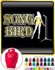 Vocalist Singing Song Bird - HOODY
