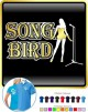 Vocalist Singing Song Bird - POLO SHIRT