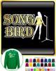Vocalist Singing Song Bird - SWEATSHIRT