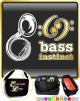Sousaphone BASS Instinct - TRIO SHEET MUSIC & ACCESSORIES BAG