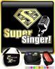 Vocalist Singing Super Singer Segno - TRIO SHEET MUSIC & ACCESSORIES BAG