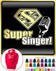 Vocalist Singing Super Singer Segno - HOODY