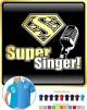 Vocalist Singing Super Singer Segno - POLO SHIRT