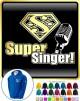 Vocalist Singing Super Singer Segno - ZIP HOODY