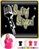 Vocalist Singing Swing Singer - LADY FIT T SHIRT