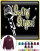 Vocalist Singing Swing Singer - ZIP SWEATSHIRT