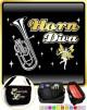 Tenor Horn Diva Fairee - TRIO SHEET MUSIC & ACCESSORIES BAG