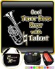 Tenor Horn Cool Natural Talent - TRIO SHEET MUSIC & ACCESSORIES BAG