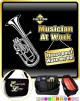 Tenor Horn Dont Wake Me - TRIO SHEET MUSIC & ACCESSORIES BAG