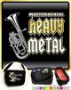 Tenor Horn Master Heavy Metal - TRIO SHEET MUSIC & ACCESSORIES BAG