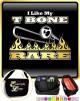 Trombone Like My T Bone Rare - TRIO SHEET MUSIC & ACCESSORIES BAG