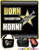 Trumpet Born To Play - TRIO SHEET MUSIC & ACCESSORIES BAG