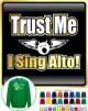 Vocalist Singing The Voice - SWEATSHIRT