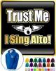 Vocalist Singing The Voice - ZIP HOODY
