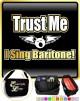 Vocalist Singing Trust Me I Sing Baritone - TRIO SHEET MUSIC & ACCESSORIES BAG