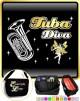 Tuba Diva Fairee - TRIO SHEET MUSIC & ACCESSORIES BAG