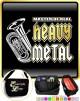 Tuba Masters Real Heavy Metal - TRIO SHEET MUSIC & ACCESSORIES BAG