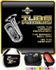 Tuba Biggest Bell End - TRIO SHEET MUSIC & ACCESSORIES BAG