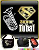 Tuba Super - TRIO SHEET MUSIC & ACCESSORIES BAG
