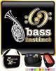 Wagner Tuba BASS Instinct - TRIO SHEET MUSIC & ACCESSORIES BAG