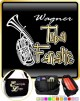 Wagner Tuba Fanatic - TRIO SHEET MUSIC & ACCESSORIES BAG