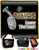 Wagner Tuba Lower The Tone - TRIO SHEET MUSIC & ACCESSORIES BAG